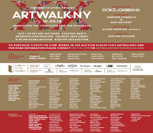 ARTWALK NY 2014