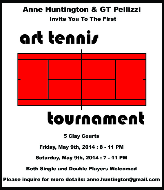 ART TENNIS TOURNAMENT 2014