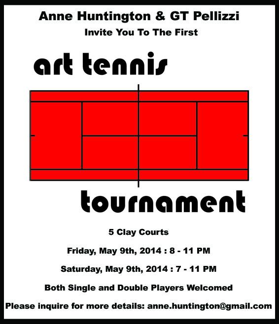 ART TENNIS TOURNAMENT 2014