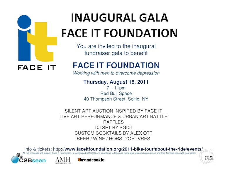 FACE IT FOUNDATION